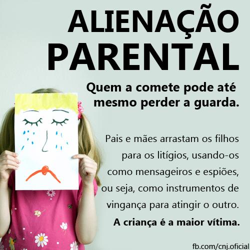 Alienação parental - consequências