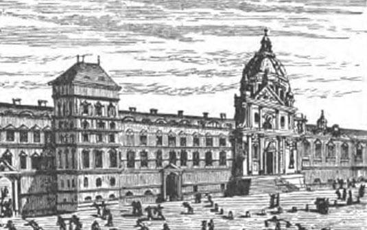 Trote de faculdade medieval