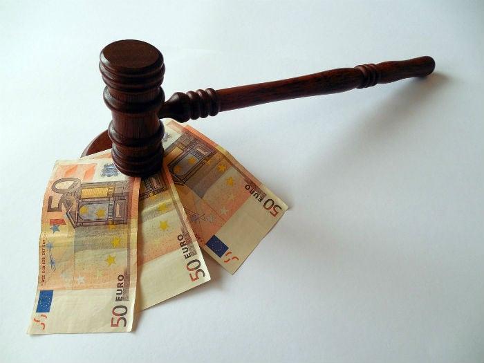Multa moratória em contrato de aluguel