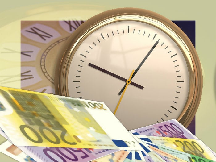 Tempo de espera no banco