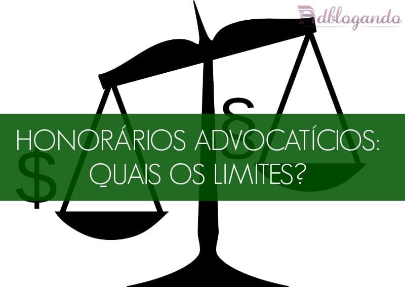 honorários advocatícios limites