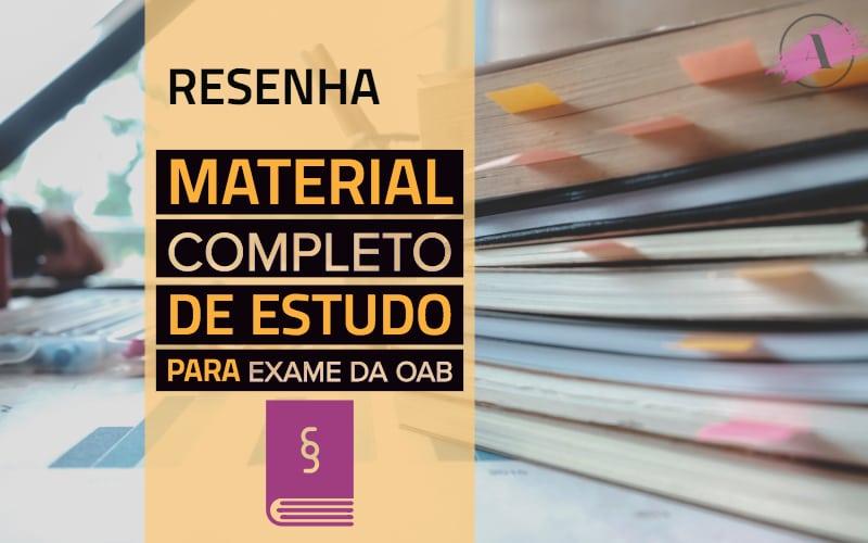 Material de Estudo OAB