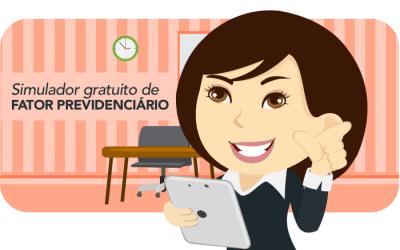 Simulador gratuito de fator previdenciário (como usar)